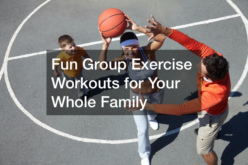 Fun Group Exercise Workouts for Your Whole Family